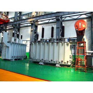 66kv Oil-Immersed Distribution Power Transformer