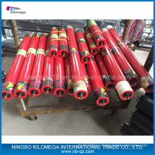Red Color Steel Roller for Kuwait