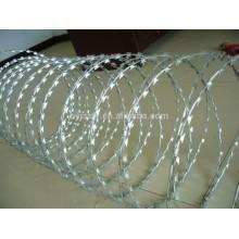 Rasiermesser Barbed Wire / Bar Drahtarten
