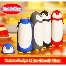 Hot vendendo vidro criativo esporte garrafa de água Gift Shop Gift Cup