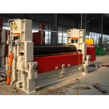 Máquina de rolamento de aço inoxidável hidráulica de W11s