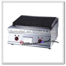 K020 Counter Top elektrische Lava Rock Grill Design