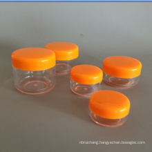PS Material Empty Plastic Eye Care Cream Jar