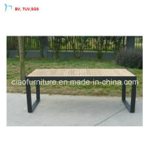 C-Outdoor Furniture Garden Patio Plastic Wood Table