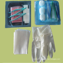 Disposable Sterile Dressing Kit for Medical Use