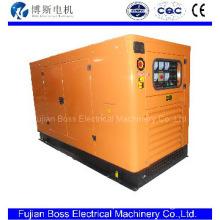 Diesel Brushless Alternator/generator With AVR QUANCHAI QC380D