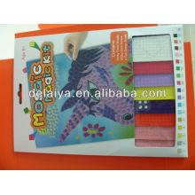 coloful carton DIY EVA foam sticker
