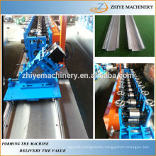Galvanized Metal Omega Profile Cold Rolling Forming Machinery
