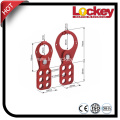 Economic Lockout Hasp with lock size 25/38mm