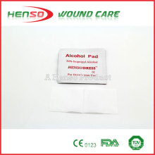 HENSO Sterile 70% Isopropyl Sterile Alcohol Pads
