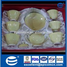 Steingut Teeware Tee Geschenkset Arabische Teetasse Set