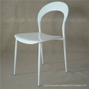 Wholesale Commercial Leisure Stacking Iron Cafe Dining Chair (SP-LC282)