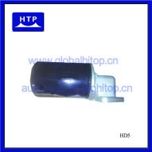 Filtro de aceite del motor para Hyundai R110-7