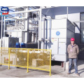 49 Ton Cross Flow Closed Cooling Tower for Vacuum Furnace Cooling