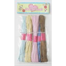 Cordón de cuerda de papel trenzado