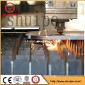 Automatic copper tube cutting machine with Germany fiber 1000W fiber laser source