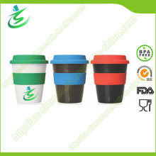 Coupe de café promotionnel 12 Oz BPA sans couverture