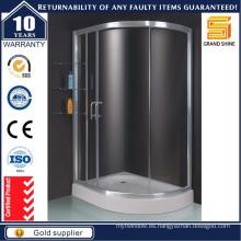 Cuarto de baño de fibra de vidrio Cuarto de ducha de vidrio gabinetes
