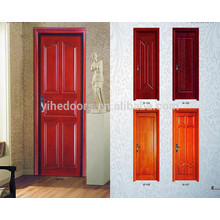 Dois painéis Porta de madeira interior