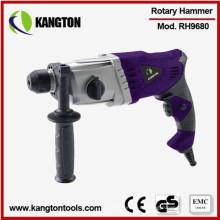 Martillo rotativo eléctrico 750W y herramientas eléctricas