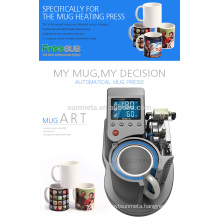 Automatic Quick Mug Printing Machine, New Design Heat Transfer Machine