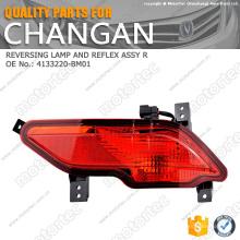 pièces chana linmax pièces auto changan LAMPE DE RETOUR ET REFLEX ASSY R 4133220-BM01