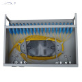 PG-ODF2026 19inch Fixed Rack-mount Fiber Optic Distribution Frame,12-96 cores capacity,FC/SCLC/ST adapter available