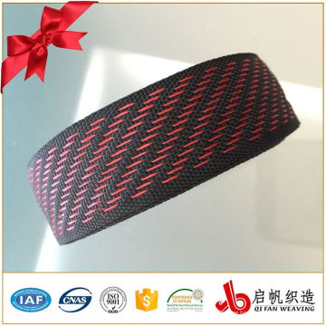 Design As Requested Strong Custom color PP Polyester Nylon Cotton Webbing