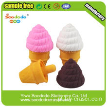 Ice Cream Alimentação Shaped Stationery Eraser Manufactory