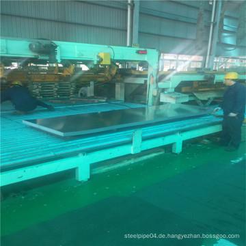 Gute Qualität Mechinical Property Cold Rlled Blatt (Coil)
