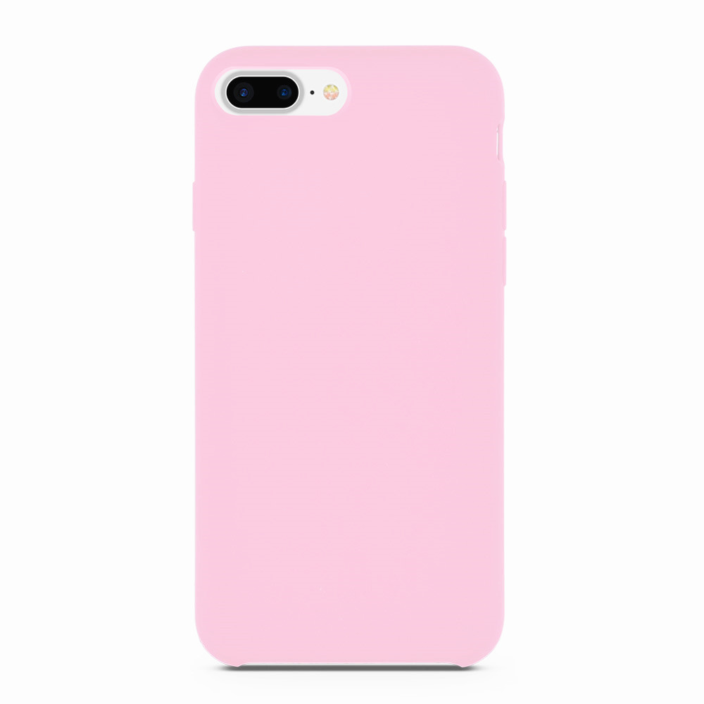 lovely liquid silicone phone case