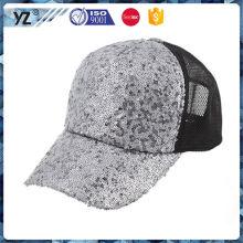 Principaux produits OEM qualité broderie snapback chapeaux de camionneur pour gros