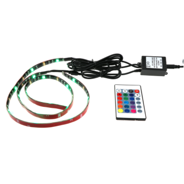 USB TV Backlight RGB LED strip IR Control