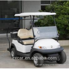 Carrito de golf eléctrico de 2 plazas carrito de golf eléctrico mini carro de coche eléctrico barato de China