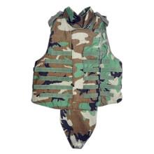 NIJ Iiia UHMWPE a prueba de balas del ejército chaleco
