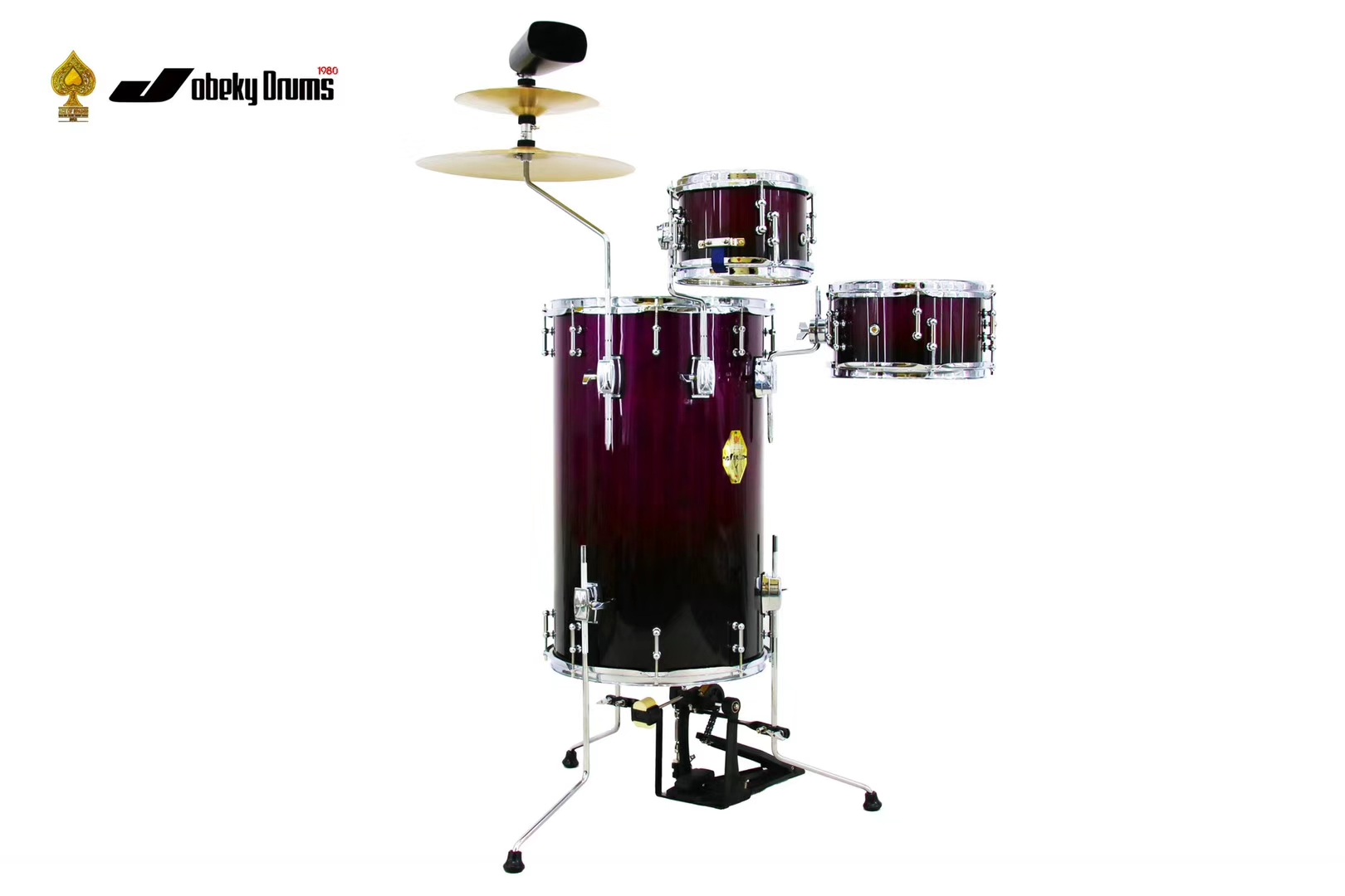 Sample Lacquer Drum Set