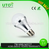 High Quality E27 7W LED Bulb China Supplier