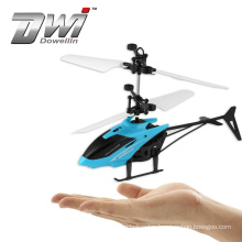 DWI Mini Infrared inductive toy helicopter with Flashing Light