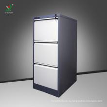 Офисные мебельные стальных вертикальных ящика подачи кабинета