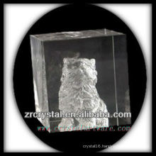 K9 Crystal Intaglio of Mold S049