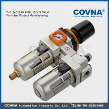 Provide Air filtering pressure reducing valve/Gas source processor