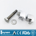 ISO250 Double Wall Clamp Al