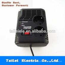 TLBR socket type voltage regulator stabilizer TLBR-500va 220vac