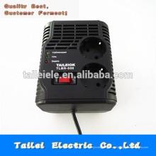 TLBR socket tipo regulador de tensão estabilizador TLBR-500va 220vac