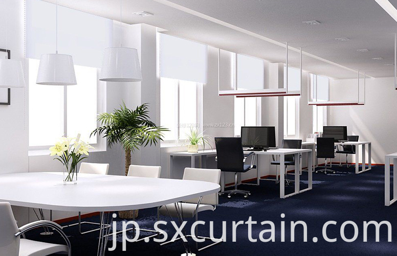 Roller Blind Polyester FabricCurtain Blackout