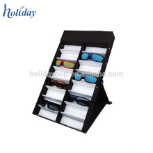 Handmade eyewear spectacles glasses display rack stand