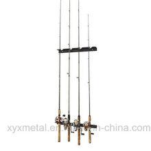 Barres de manœuvre de pêche Crochets Support d'outils Porte-grenier de garage