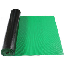 Wear-Resistant and Anti-Slip Rubber Sheets Roll, Various Color and Patterns Rubber Sheet