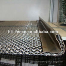 Hot Sale Hot Dipped Galvanized Crimped Wire Mesh For Mining