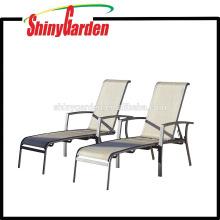 Muebles para patio al aire libre Piscina Chaise Sun Lounge Chair